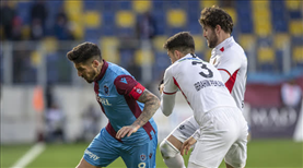 Gençlerbirliği - Trabzonspor: 0-2 (ÖZET)