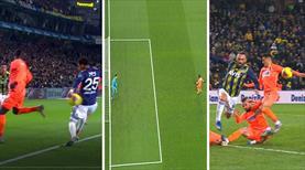 İşte Fenerbahçe-Aytemiz Alanyaspor maçının tartışmalı pozisyonları