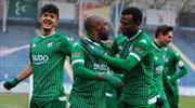 Osmanlıspor - Bursaspor: 2-4 (ÖZET)
