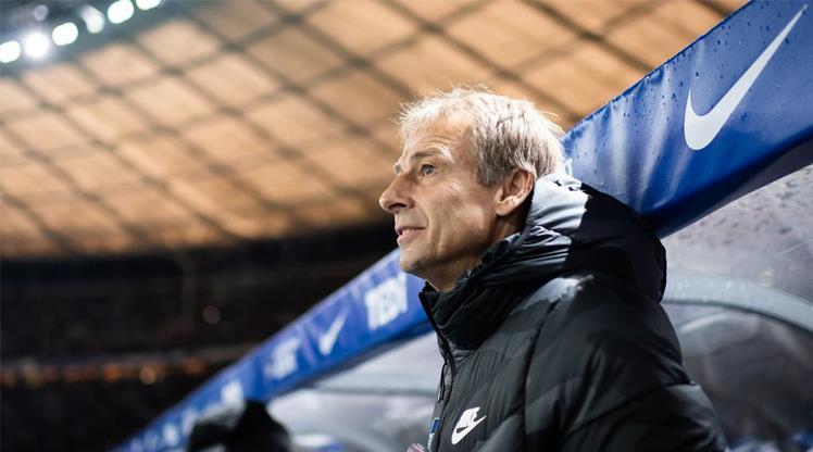 Hertha'da Klinsmann dönemi 11 hafta sürdü