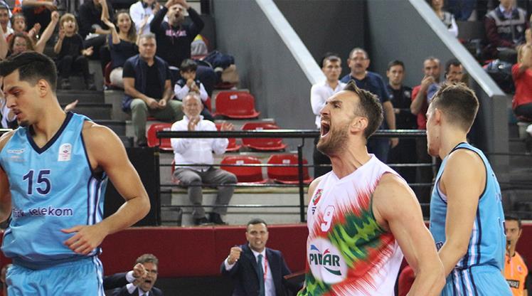 Kaf Kaf'ın hedefi Türkiye Kupası
