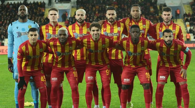 BtcTürk Yeni Malatyaspor galibiyete hasret