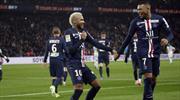 Paris Saint-Germain Avrupa devlerini solladı