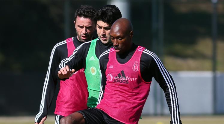 Beşiktaş, Trabzonspor'a hazırlanıyor