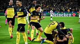 Erling Haaland atıyor, Dortmund kazanıyor (ÖZET)