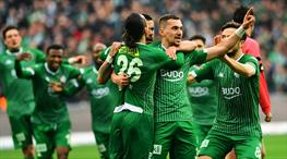 Bursaspor kritik maçları seviyor
