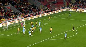 90+1'de Diarra! İşte Gaziantep FK'nın beraberlik golü