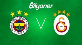 Bilyoner ile günün maçı: Fenerbahçe - Galatasaray