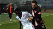 Adanaspor - CG Ümraniyespor: 0-1 (ÖZET)