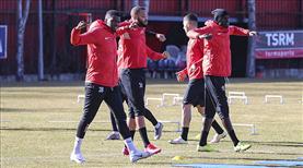 Gençlerbirliği, Galatasaray hazırlıklarını sürdürdü