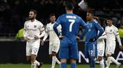 Juventus duvarı yıkamadı! İlk raunt Lyon'un (ÖZET)