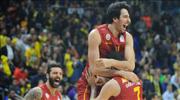 Potada dev derbi Galatasaray'ın