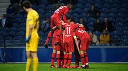 Leverkusen, Porto'yu kupanın dışına itti (ÖZET)