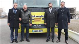 MKE Ankaragücü'nün haczedilen otobüsü geri alındı