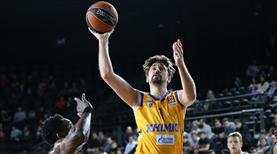 Euroleague'de haftanın MVP'si Shved