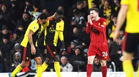 Liverpool 44 maç sonra yıkıldı