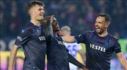 Trabzonspor'un tarihi sezonu