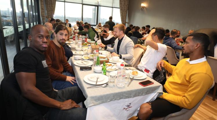 MKE Ankaragücü'nde moral yemeği