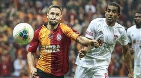 Galatasaray ile DG Sivasspor 28. randevuda