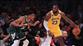 Konferans liderlerinin mücadelesinde gülen taraf Lakers
