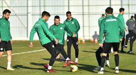 Konyaspor, Fenerbahçe hazırlıklarına başladı