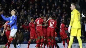 Bayer Leverkusen, Rangers'a acımadı (ÖZET)