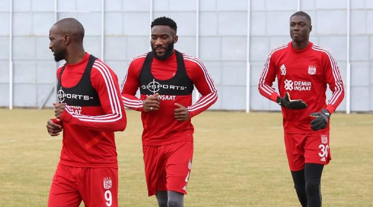 Sivasspor'da Antalyaspor hazırlıkları