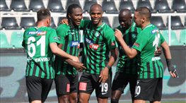 Y. Denizlispor - Gençlerbirliği: 1-0 (ÖZET)