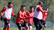 FTA Antalyaspor'da Beşiktaş mesaisi başladı