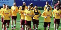 Galatasaray'da özel antrenman programı
