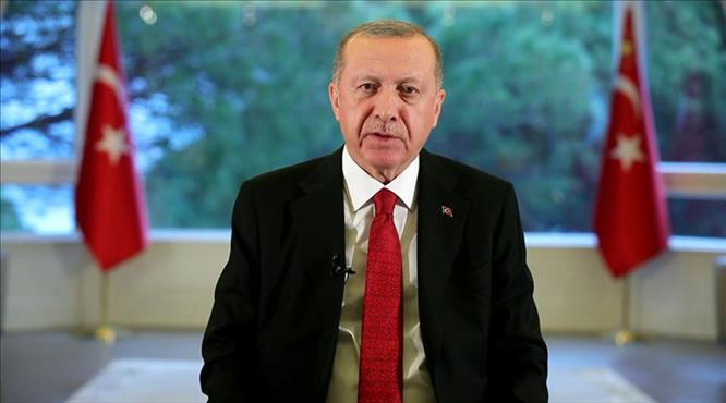 Cumhurbaşkanı Recep Tayyip Erdoğan ulusa seslendi
