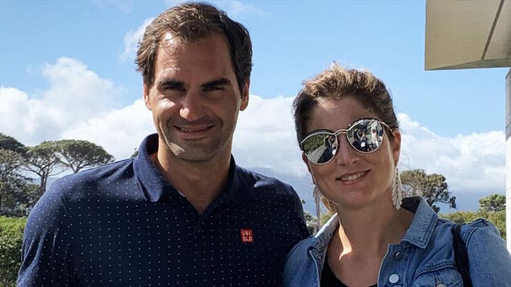 Roger Federer'den anlamlı yardım