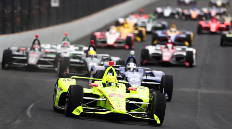 Indianapolis 500 de ertelendi
