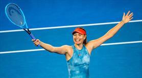 Sharapova telefon numarasını paylaştı!