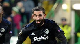 Kopenhaglı forvet Başakşehir maçında yok