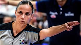 FIBA hakemi koronavirüse karşı çalışıyor