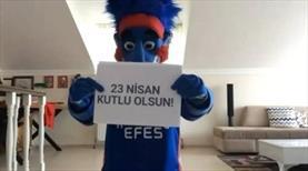 Anadolu Efes 23 Nisan'ı dijital ortamda kutladı