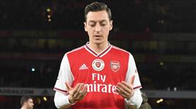 Mesut Özil'den Ramazan ayı paylaşımı