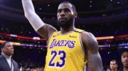 LeBron James NBA'in tamamlanmasını istiyor