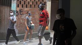 Flamengo'da 38 kişinin koronavirüs testi pozitif çıktı