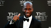 Drogba'ya Ligue 1'den büyük onur