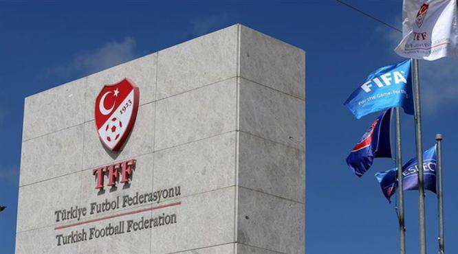 TFF'den Mehmet Emin Katipoğlu'na tebrik