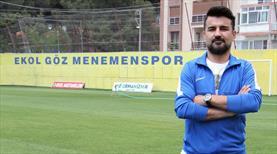 EG Menemenspor'dan deplasman kararı