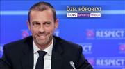 Avrupa futbolunun patronu beIN SPORTS'a konuştu