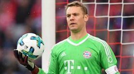 Neuer'le sözleşme uzatıldı