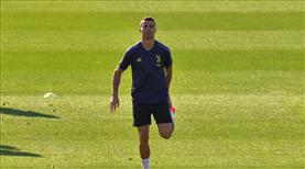 Ronaldo bireysel çalıştı