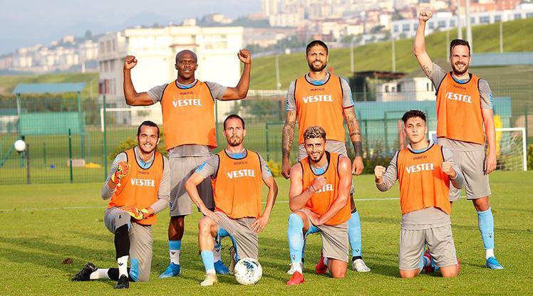 Trabzon'da çalışmalar sürüyor