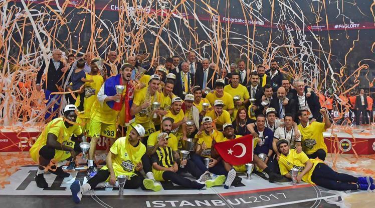 Fenerbahçe zaferin yıldönümünü kutladı