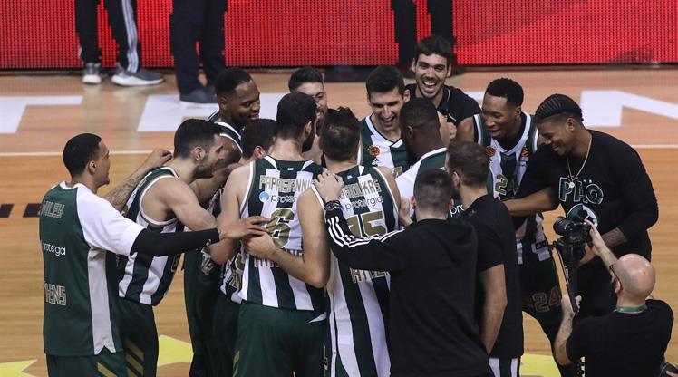Komşuda şampiyon Panathinaikos
