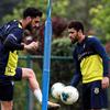 Fenerbahçe'den kuvvet ve dayanıklılık çalışması